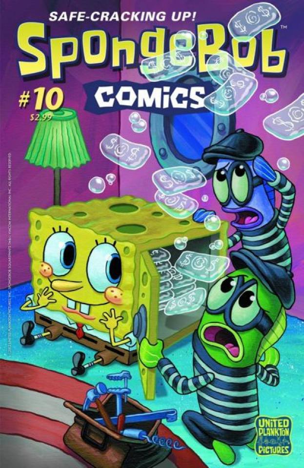 Spongebob Comics #10