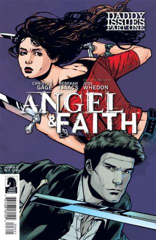Angel & Faith #7 (Isaacs Cover)