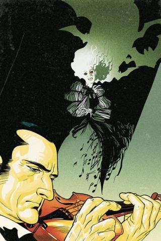Victorian Undead II: Sherlock Holmes vs. Dracula #4