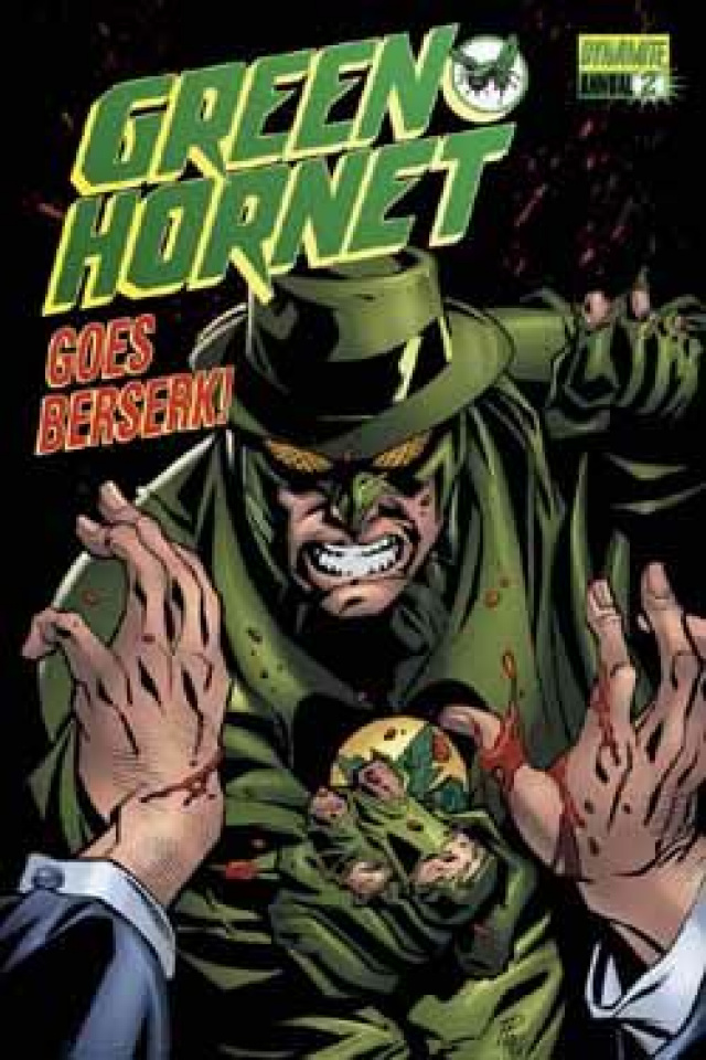 The Green Hornet Annual #2