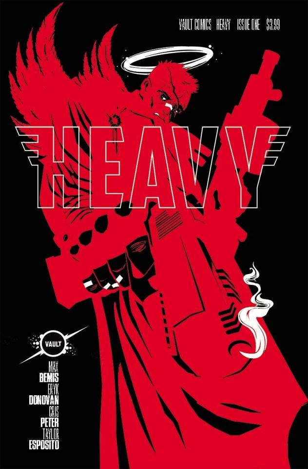 Heavy #1 (2nd Printing)