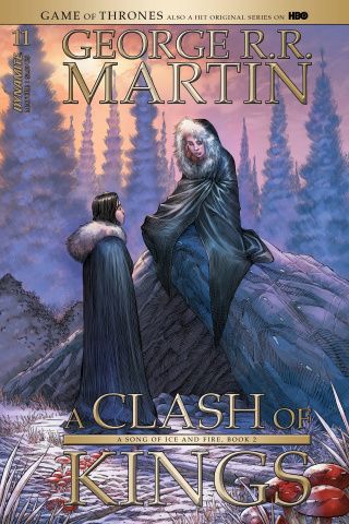 A Clash of Kings #11 (Miller Cover)