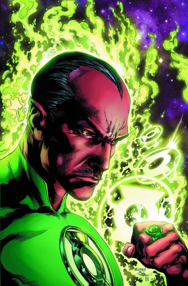 Green Lantern #1 (DC Comics Essentials)