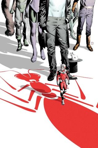 Astonishing Ant-Man #9