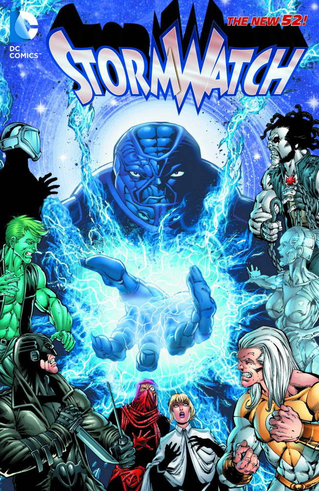Stormwatch Vol. 4: Reset