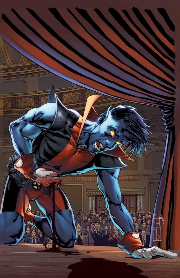 Age of X-Man: The Amazing Nightcrawler #5