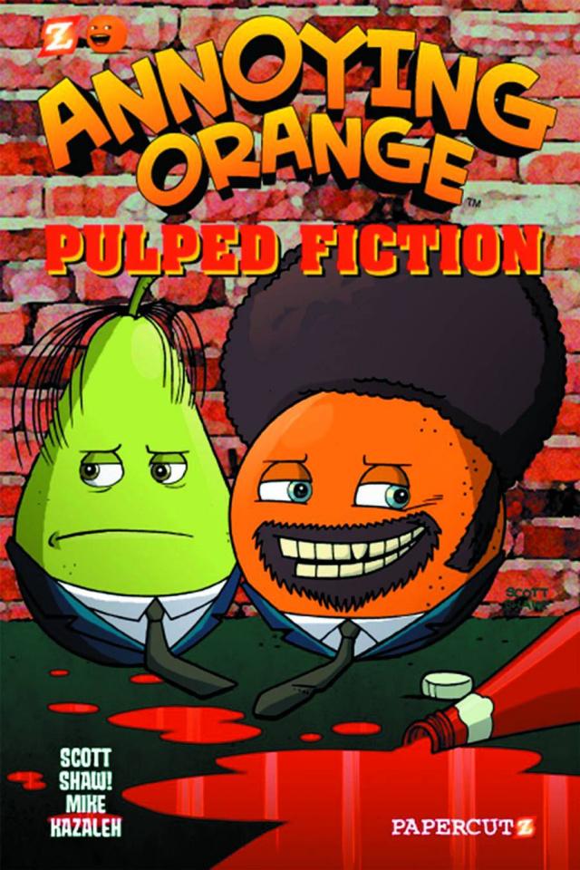 Annoying Orange Vol. 3: Pulped Fiction