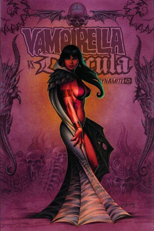 Vampirella vs. Dracula #6