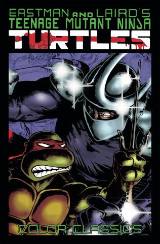 Teenage Mutant Ninja Turtles: Color Classics Vol. 2