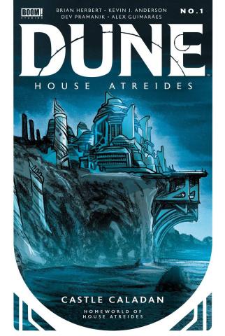 Dune: House Atreides #1 (Pramanik 4th Printing)