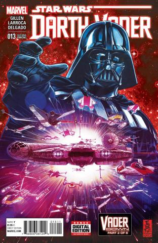 Darth Vader #13 (Brooks 2nd Printing)