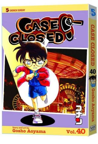 Case Closed Vol. 40