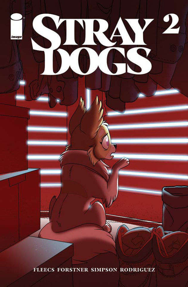 Stray Dogs #2 (2nd Printing)
