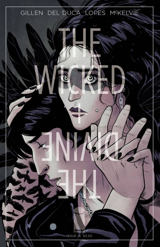 The Wicked + The Divine #16 (De Luca Cover)