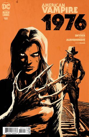American Vampire: 1976 #3 (Rafael Albuquerque Cover)