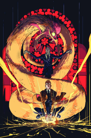 Constantine: The Hellblazer #8