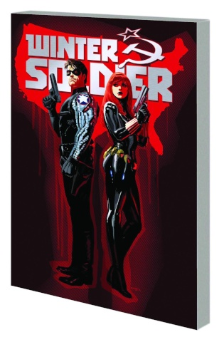 Winter Soldier by Brubaker Complete Collection