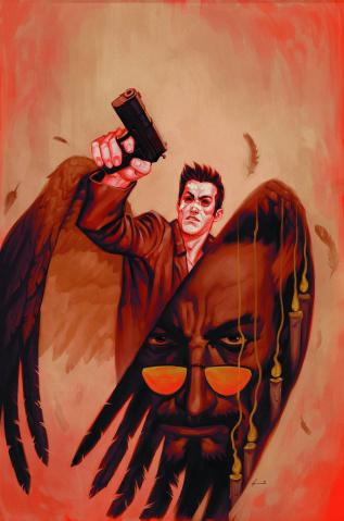 Criminal Macabre: The Eyes of Frankenstein #4