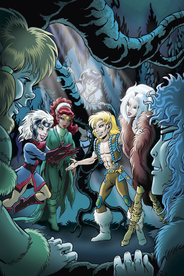 ElfQuest: Stargazer's Hunt #4