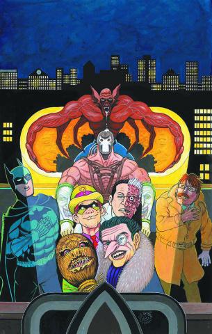 Batman #19 (WTF Variant)