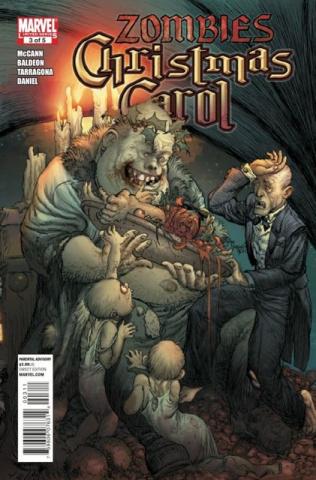 Marvel Zombies Christmas Carol #3