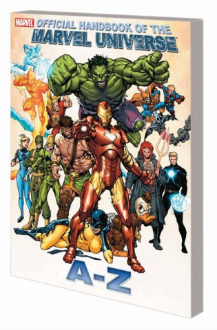The Official Handbook of the Marvel Universe: A - Z Vol. 5