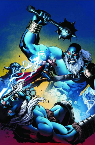 Marvel Adventures: Super Heroes #12