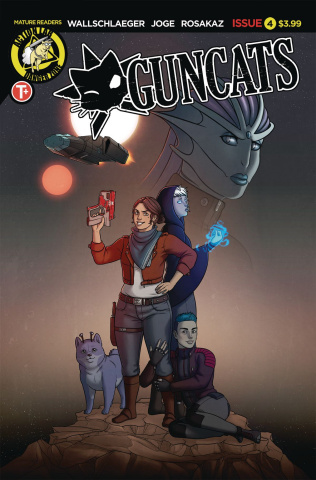 Guncats #4