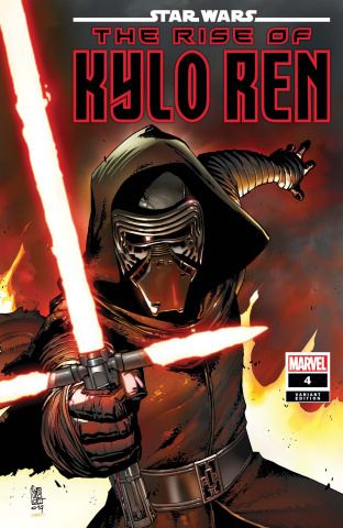 Star Wars: The Rise of Kylo Ren #4 (Camuncoli Cover)