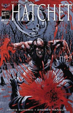 Hatchet #0 (Larocque Cover)