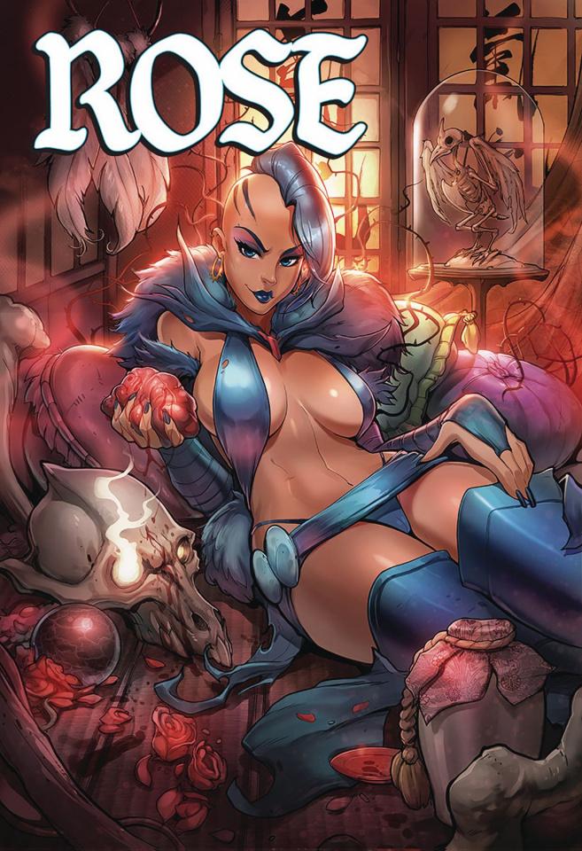 Rose #14 (Reiq Cover)