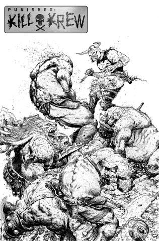 The Punisher: Kill Krew #3
