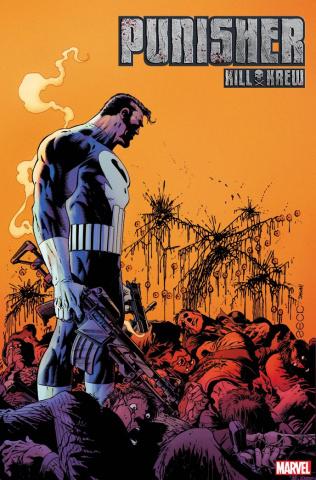 The Punisher: Kill Krew #1 (Zeck Hidden Gem Cover)
