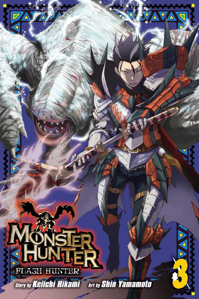 Monster Hunter: Flash Hunter Vol. 3
