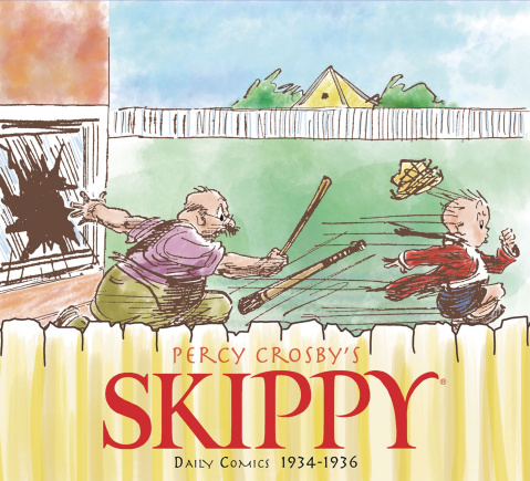 Skippy Vol. 4: The Complete Dailies 1934 - 1936