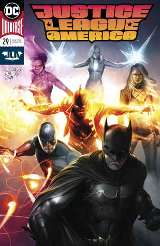 Justice League of America #29 (Variant Cover)