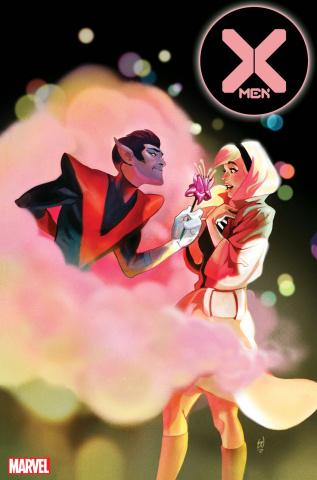 X-Men #7 (Del Mundo Gwen Stacy Cover)
