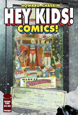 Hey Kids! Comics! #5 (Cameron Cover)