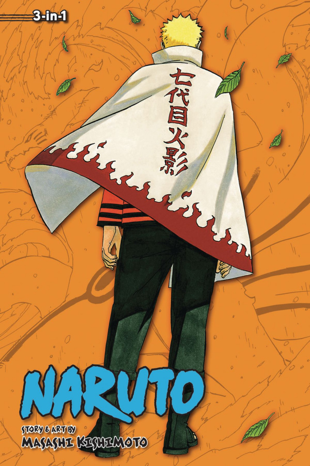 Naruto Vol. 24 (3-in-1 Edition)