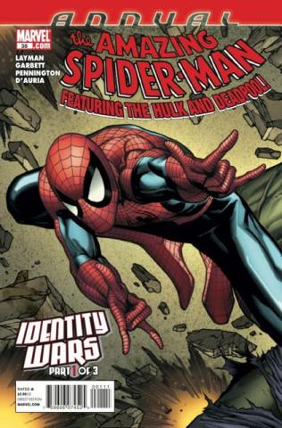 Amazing Spider-Man Annual #38