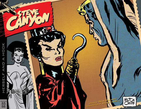 Steve Canyon Vol. 10: 1965-1966