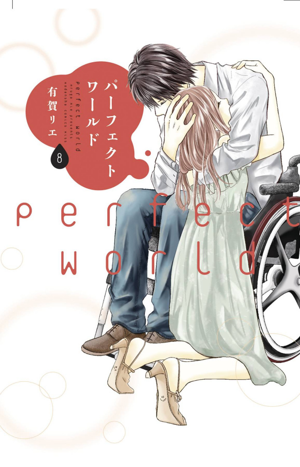 Perfect World Vol. 8