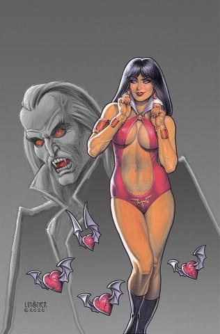 Vampirella Valentines Special (Linsner Virgin Cover)