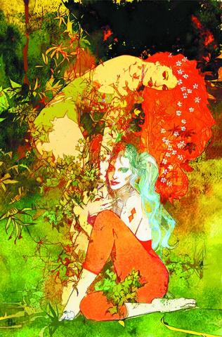 Harley Quinn #4 (Variant Cover)