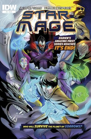 Star Mage #6