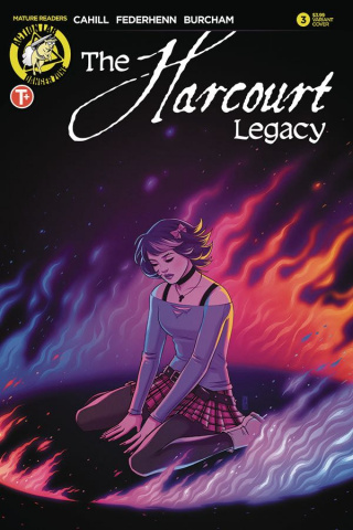 The Harcourt Legacy #3 (Bartel Cover)