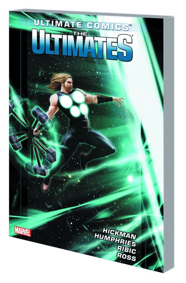 Ultimate Comics Ultimates By Hickman Vol. 2