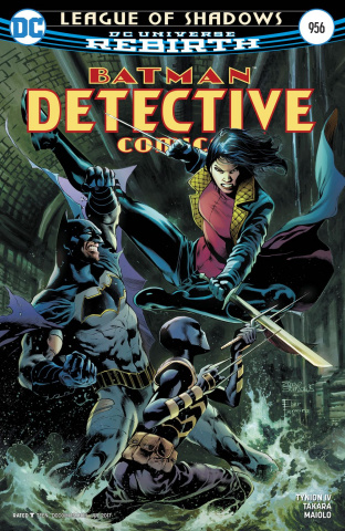 Detective Comics #956