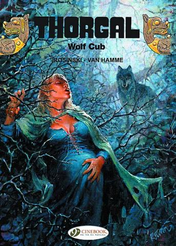 Thorgal Vol. 8: Wolf Cub