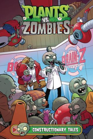 Plants vs. Zombies: Constructionary Tales